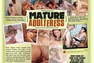 Mature Adultress 121
